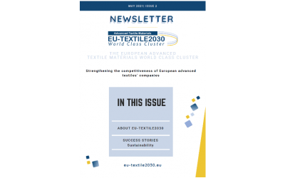 EU-TEXTILE2030 issues its second newsletter